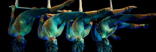 Cirque du Soleil: Wenn Mitarbeiter zu Künstlern werden
