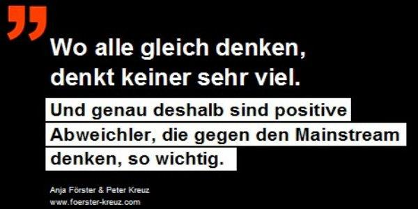 Abweichler