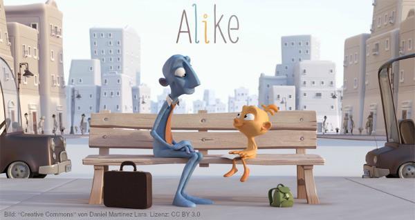 Alike – 7 Minuten für einen wunderbaren Film