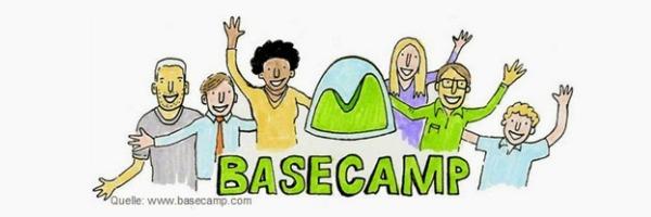 Basecamp – Reduziert auf das Maximum