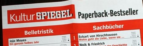 SPIEGEL-Bestsellerliste - Hört auf zu arbeiten!
