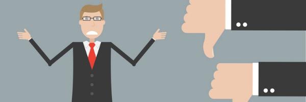 Scheitern ist schick - aber schickt sich Scheitern wirklich?