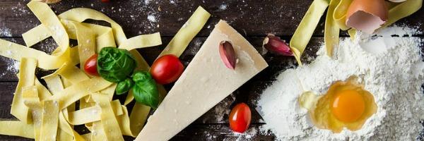 Kochhaus Lebensmittel aus Kundenperspektive